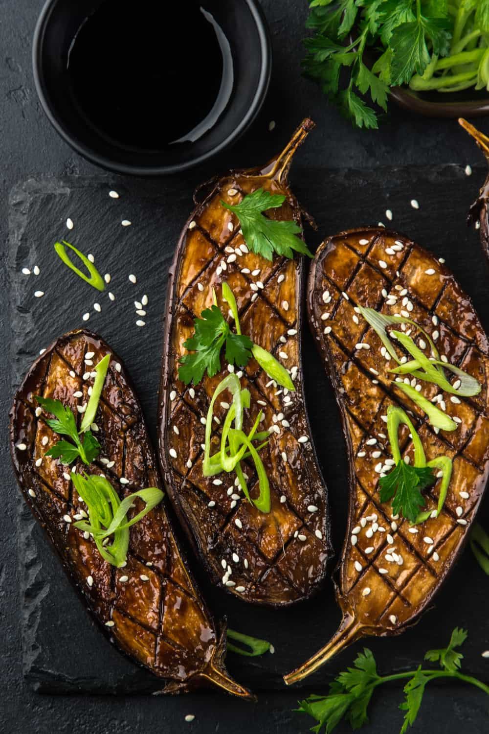 The risk of consuming an expired eggplant