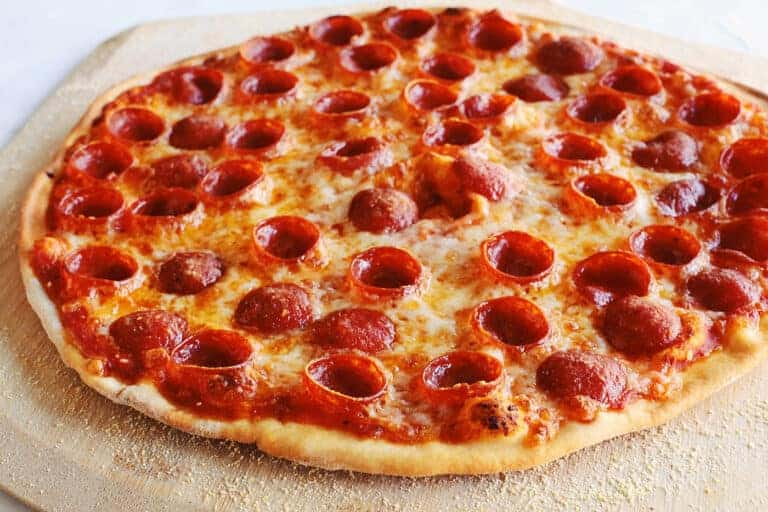 Farm Girl Thin Crust Pizza