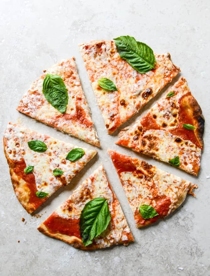 How Sweet Eats Thin Crust Pizza