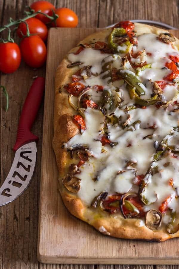 Thick 'n Thin Pizza Dough