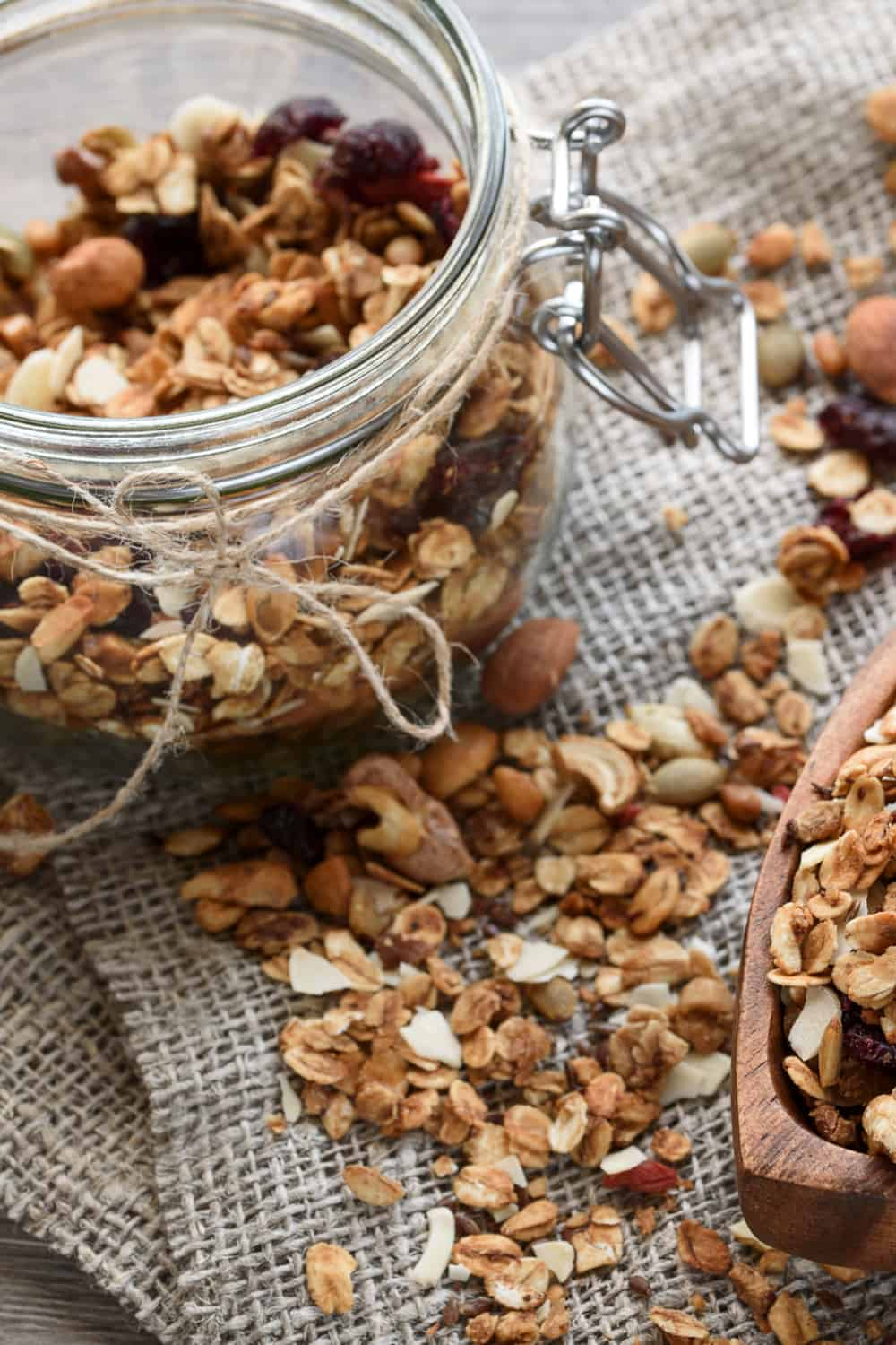 Tell if Granola Has Gone Bad