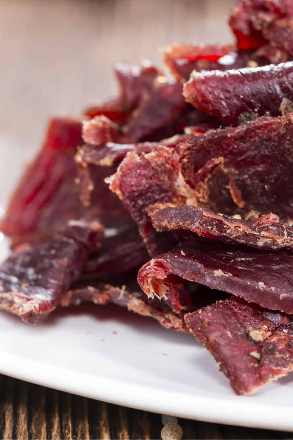 how to Store Jerky